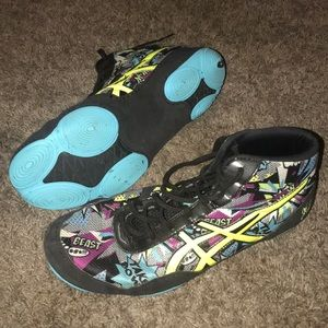 Asics JB Elite V2.0 Wrestling Shoes